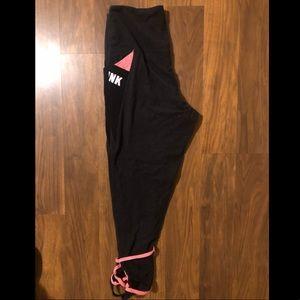 PINK/VS leggings perfect condition